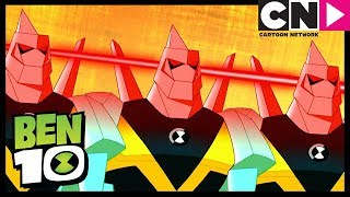 Max Max | Ben-10-in-Portugiesisch-brasilianischen Cartoon Network