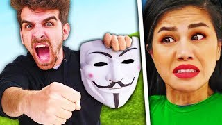 DANIEL JOINS PROJECT ZORGO and BETRAYS VY QWAINT! - Unmasking Hackers Challenge w/ Chad Wild Clay!