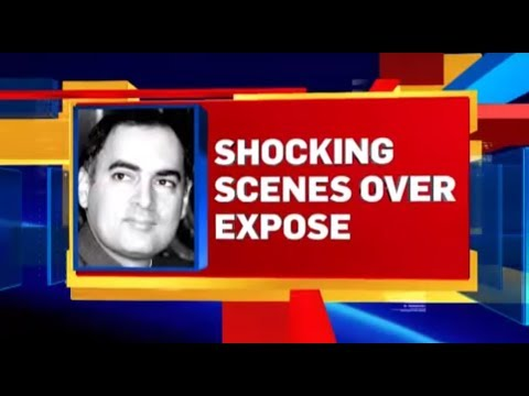 Congress on Backfoot After Bofors Expose