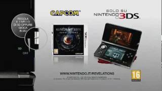 Resident Evil Revelations: Italian Commercial 1