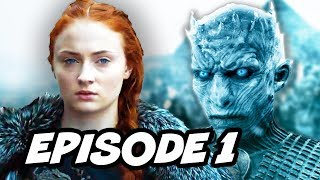 Game Of Thrones Season 6 Episode 1 - TOP 10 WTF and Book Changes