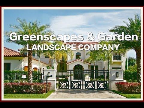 Miami Landscape Company - Greenscapes & Garden, Inc.