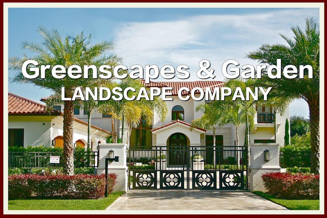 Miami Landscape Company - Greenscapes & Garden, Inc. - Miami Landscape Company - Greenscapes & Garden, Inc. - YouTube