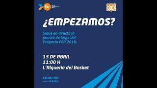 📺 Presentación Proyecto FER 2018