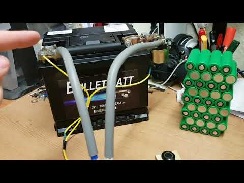 DIY Battery Spot Welder - Update & Demonstration