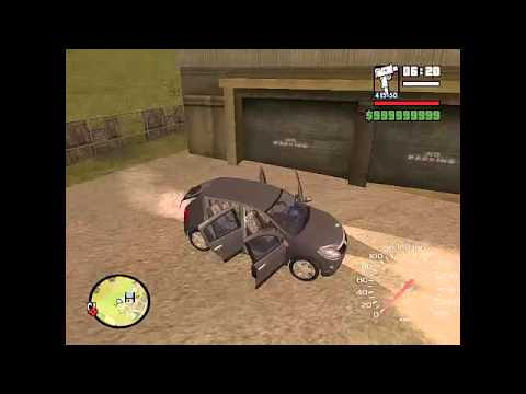 Gta san andreas open component youtube.