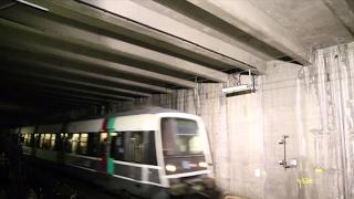 Le « Baissez Panto » automatique RER B
