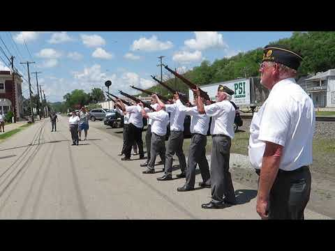 American Legion, Post 801 Memorial Day.