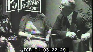 1941 Death of Sara Delano Roosevelt