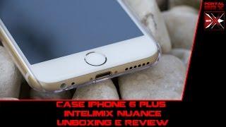 Case iPhone 6 plus intelimix Nuance   Unboxing e Review