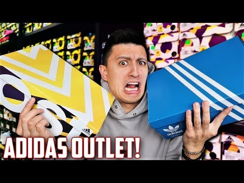 THE WORST ADIDAS OUTLET I'VE BEEN TO! (EXPENSIVE)