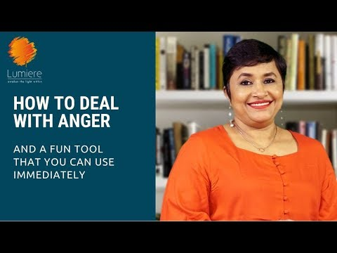 Episode#67 – HOW TO DEAL WITH ANGER| Sheila Ram Mohan | Best Life Hacks | Lumiere 24
