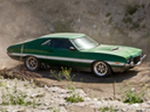 Ford Gran Torino Clint Eastwood >> Fast & Furious 4: Ford Gran Torino | Edmunds.com - YouTube