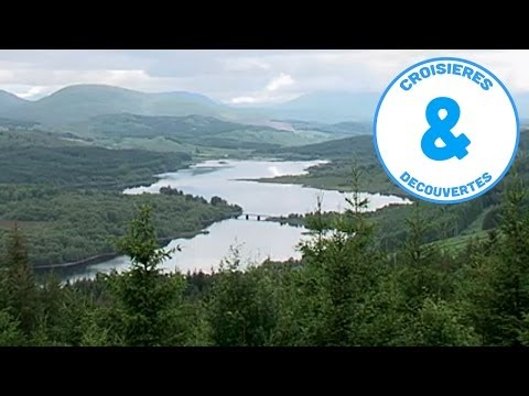 Ecosse - les Highlands - Croisière à la découverte du monde - Documentaire