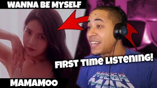 MAMAMOO(마마무) _ WANNA BE MYSELF M/V || REACTION