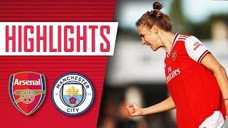 Arsenal Women 1-0 Manchester City | Women's Super League highlights