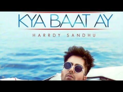 Kya Baat Ay on piano Hardy Sandhu Piano king!