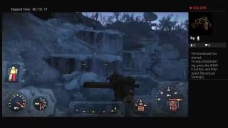 Fallout 4 live stream