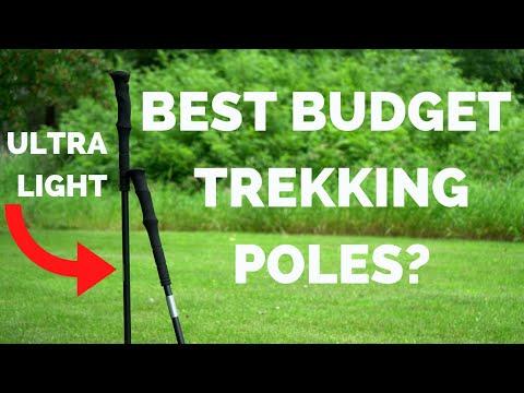BEST Budget UL Trekking Poles (2020)