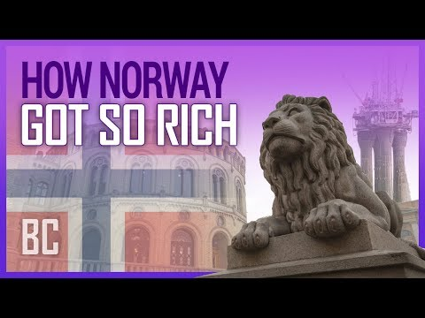 Why The UK Lost Its Oil Wealth (And Why Norway Didn't)