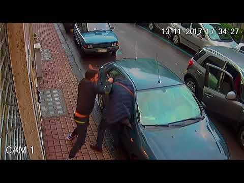 Aggressione in strada a Salerno - il Vescovado