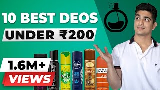 Top 10 Deodorants Under Rs 200 Cheap And Attractive Deodorants BeerBiceps Men 39 s Grooming