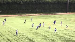関西サッカーリーグ 2013-09-14 阪南大クラブ-パナソニックエナジー洲本(前半)