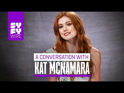 Shadowhunters' Katherine McNamara On Clace Shipping, Pranks & What's Coming Next  SYFY WIRE