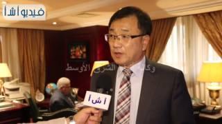 مسئول ثقافي كوري نسعي لتعزيز التعاون الثقافي بين البلدين