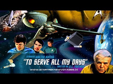 Star Trek New Voyages, 4x02, To Serve All My Days, Subtitles