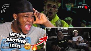 Jake Paul - Pąrk South Freestyle (Official Music Video) Ft. Mike Tyson REACTION