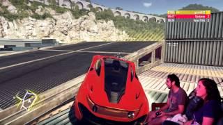 Forza Horizon 2 Rapido y Furioso 7 // Novios jugando Xbox One
