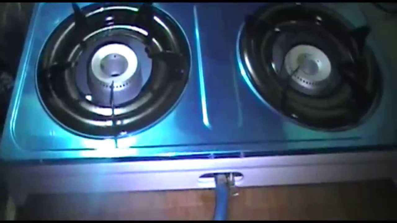How To Fix A Stove How To Install Gas Stove Youtube