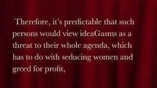 About: ideaGasms 'Critics'