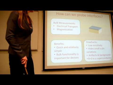 Julie Bert's PhD. Defense - Part 1 (of 4)
