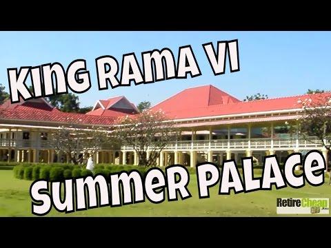 JC Visits an Incredible Landmark -- King Rama VI's Summer Palace