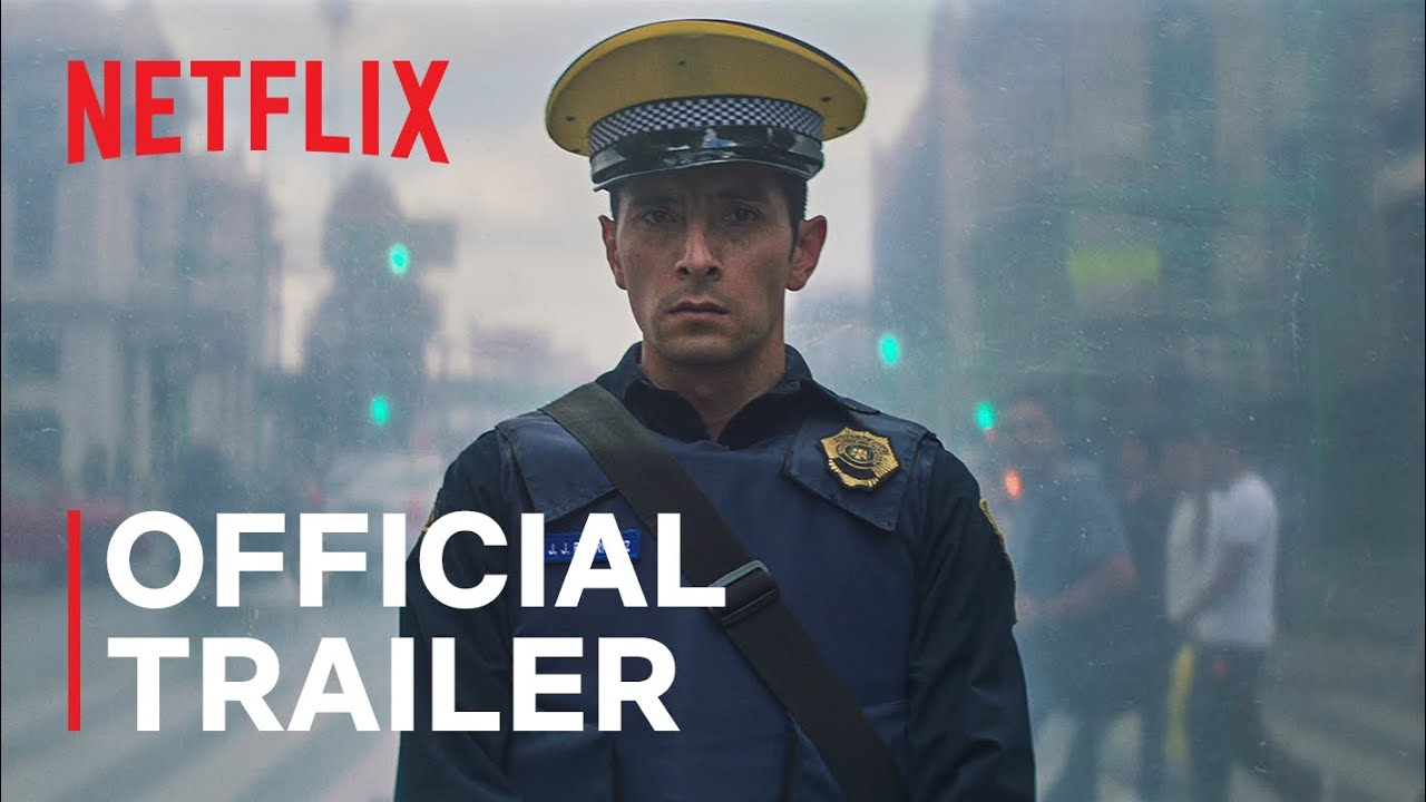Movie of the Day: A Cop Movie (2021) by Alonso Ruizpalacios