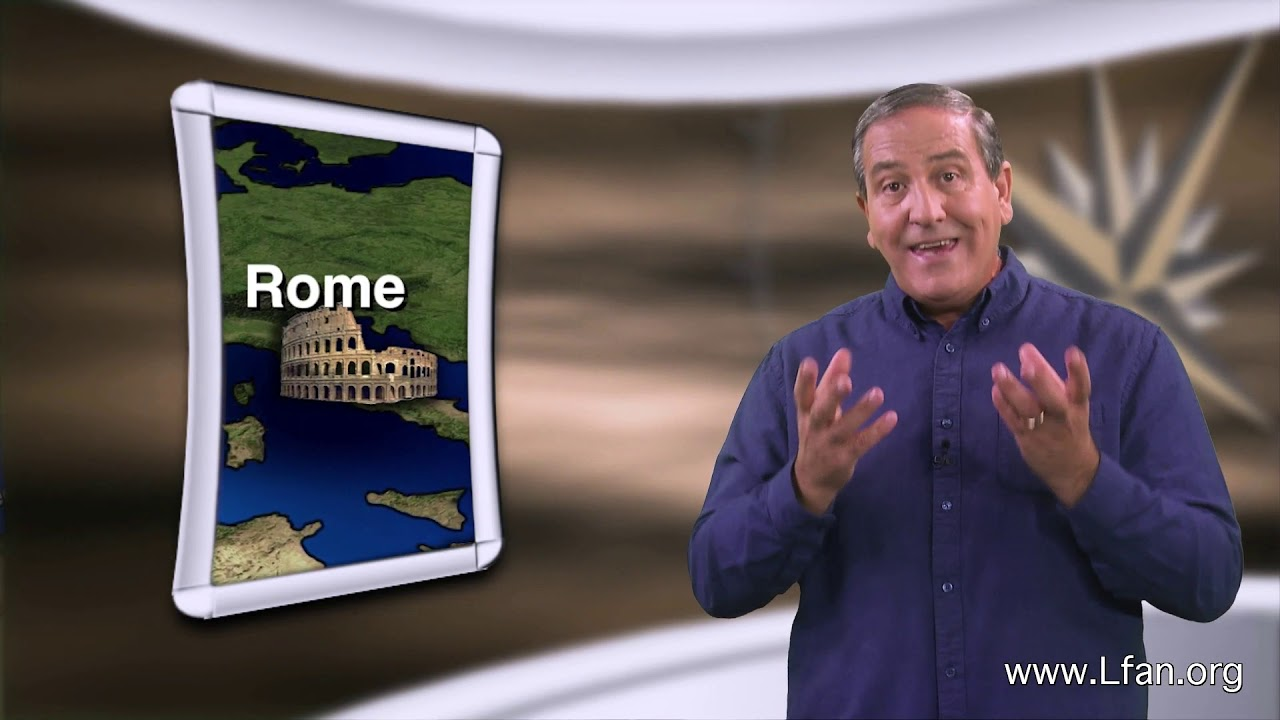 Day to Day (#132) - Paul's Arrival at Rome
