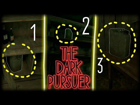 The Dark Pursuer. ДАЛЕКОЕ МЕСТО. ПОЛНОЕ ПРОХОЖДЕНИЕ. ТРУСЫ У МОНСТРА