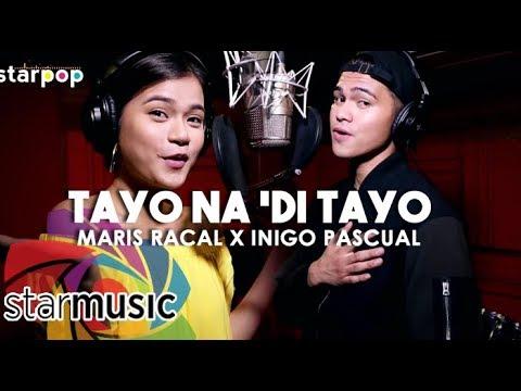 Maris Racal x Inigo Pascual - Tayo Na 'Di Tayo (In Studio)