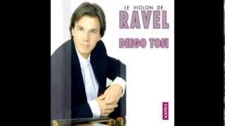 Maurice Ravel - Tzigane : arrangement pour violon, orchestre à cordes et harpe