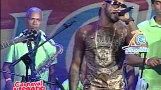 Conciertos Carnaval Vegano 2011 - Negro 5 Estrella - Plomo Plomo (En Vivo)