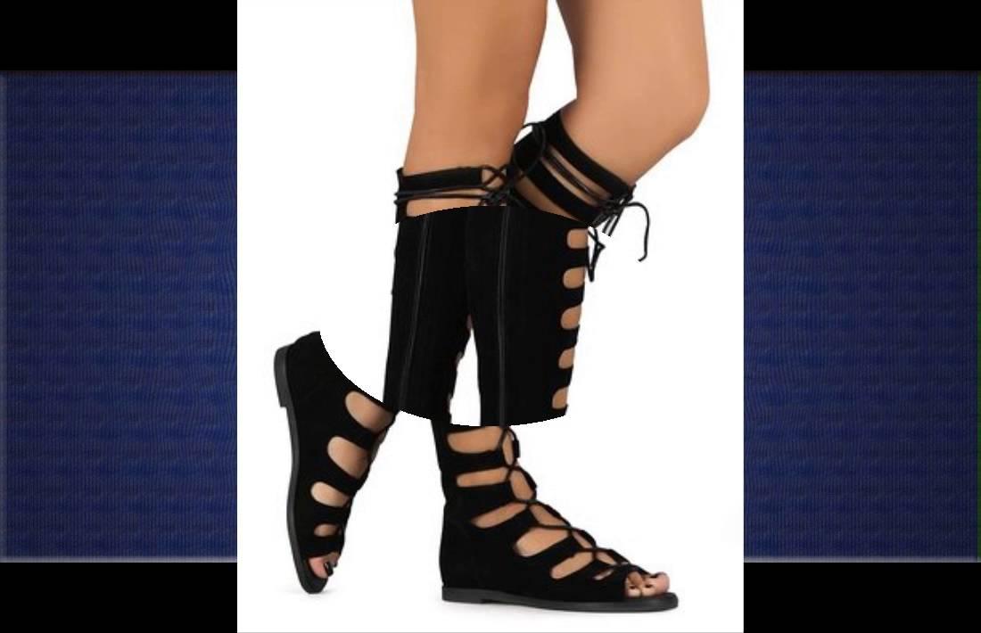 8105bd4777c74c High Heel Gladiator Sandals - YouTube