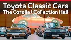 Toyota Classic Cars - The Corolla   Collection Hall