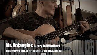 Mr. Bojangles ( Jerry Jeff Walker ) / Mark Sganga Fingerstyle Guitar Arrangement