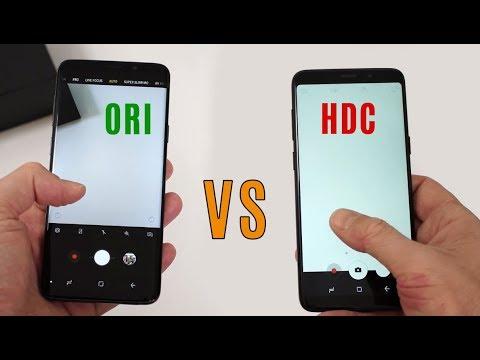 10 Cara Cek Samsung S9 Dan S9 Plus Asli Dan Palsu Hdc Kw Replika