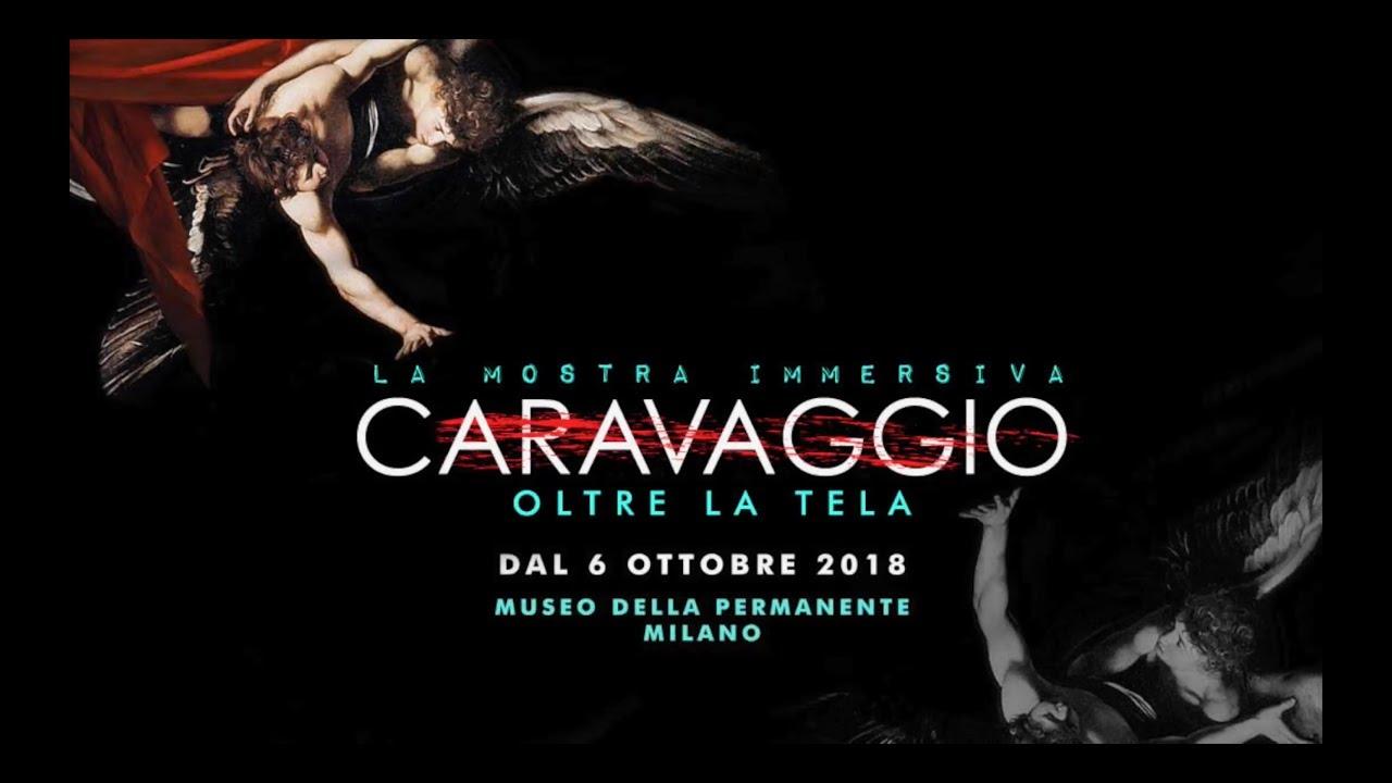 Mostra Design Milano 2018 caravaggio: beyond the canvas