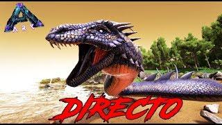 ARK DIRECTO - ¿TAMEAREMOS AL BASILISCO? #16 - ABERRATION - Nexxuz