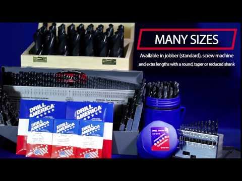 DRILL AMERICA 2.70MM HS Drill DWDMM2.70