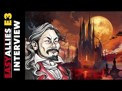 Bloodstained Koji Igarashi Interview - Easy Allies E3 2017
